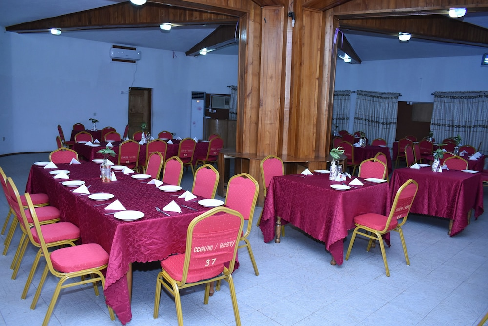 Breakfast Area, OAU CONFERENCE CENTRE & GUEST HOUSES LTD