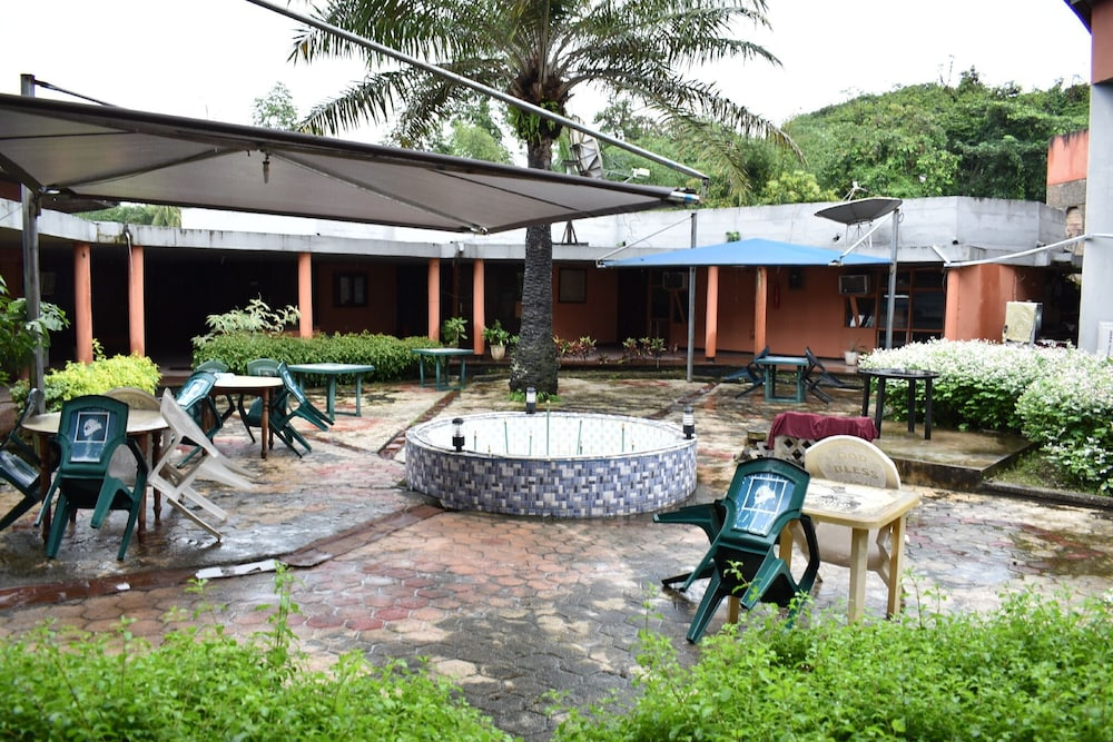 Courtyard, OAU CONFERENCE CENTRE & GUEST HOUSES LTD