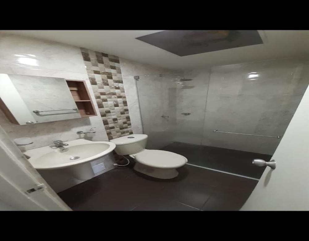 Bathroom, Beautiful House in the North of the City