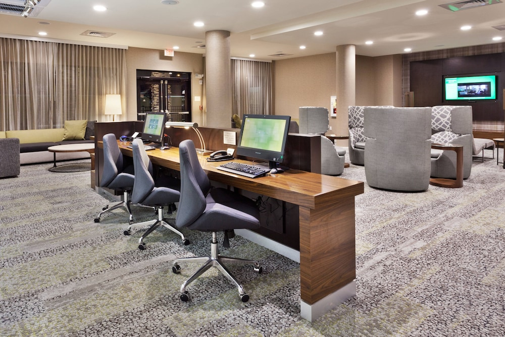 Business Center, Courtyard by Marriott South Padre Island