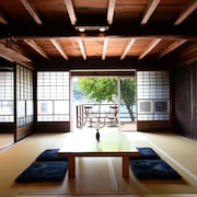 Superb View From the Rooms and Terrace A Private / Matsue Shimane