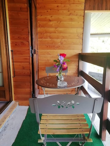Apartment With 2 Bedrooms in Saint-rambert-en-bugey, With Wonderful Mountain View, Enclosed Garden and Wifi
