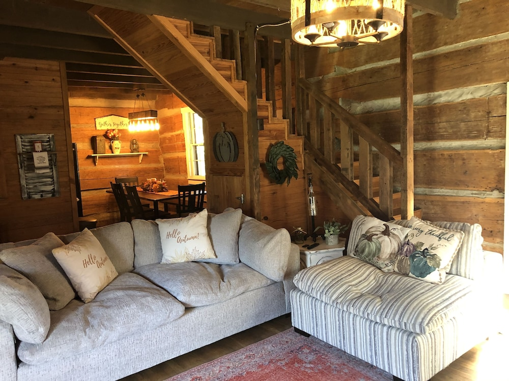 Living Room, C-derby, Gatherings, Weddings, Bourbon and Winery Tours