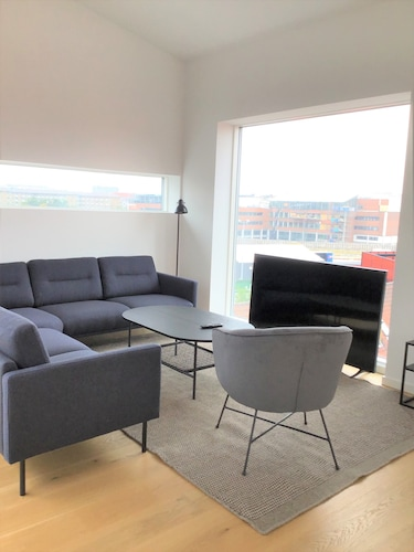 New Luxury 3-bedroom Apartment in Copenhagen Nordhavn