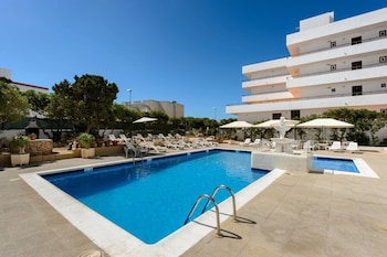Apartment With one Bedroom in Sant Josep de sa Talaia, With Wonderful sea View, Pool Access, Furnished Balcony