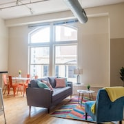 Centrally Located Historic Apartments