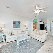 New Listing! Coastal Charmer W/ Luxe Amenities 3 Bedroom Condo
