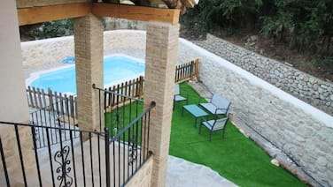 Studio in El Cerezo, With Pool Access and Wifi