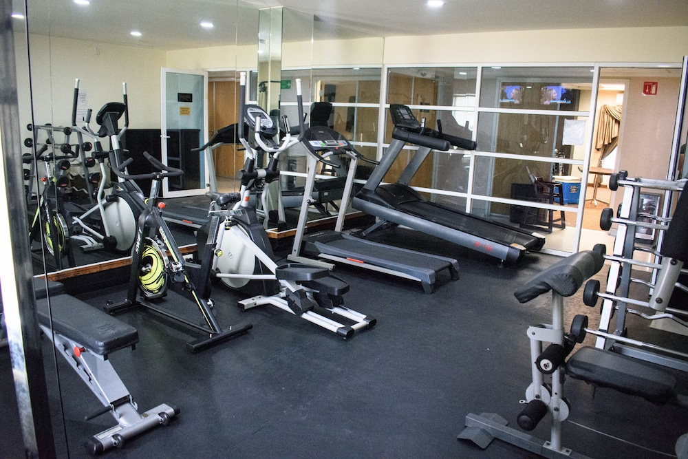 Gym, Capital O Hotel Herederos