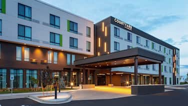 Courtyard by Marriott Pasco Tri-Cities Airport