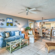 New Listing! Oceanfront Gem W/ Private Balcony 2 Bedroom Condo