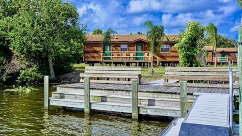 Lake Seminole Fort Wilderness Country S 408 1 Bedroom Cabin