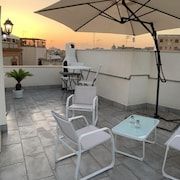 Apartment With one Bedroom in Marsala, With Wonderful City View, Furnished Terrace and Wifi