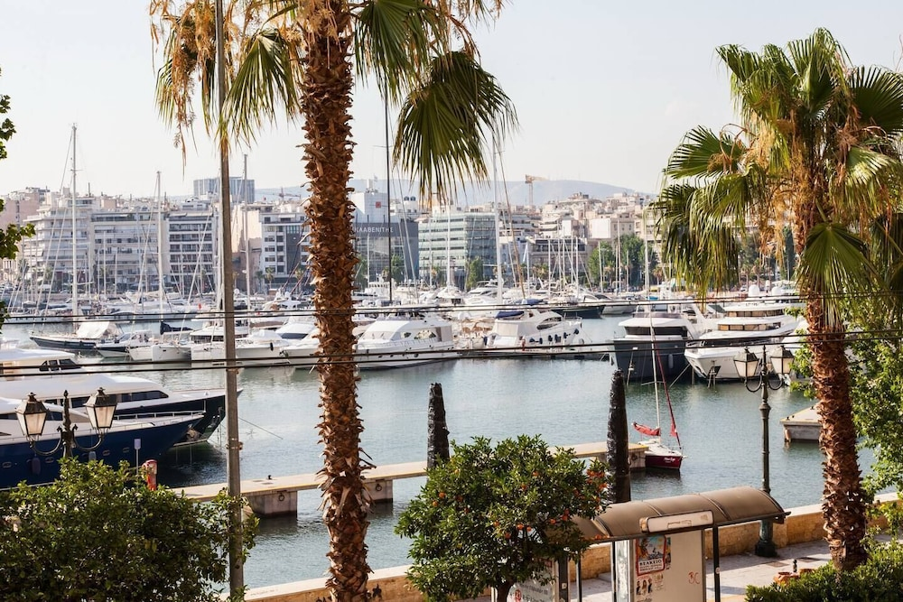 Featured Image, Piraeus Stylish Sea View 2bed/2bath Apartment!