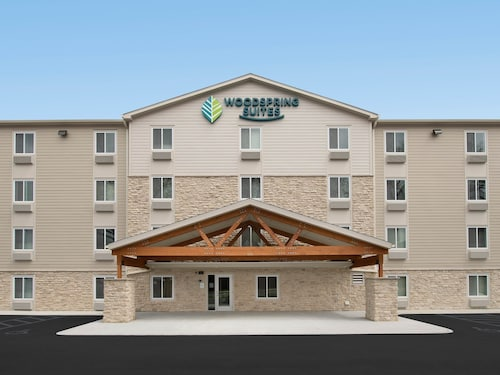 WoodSpring Suites Indianapolis Castleton