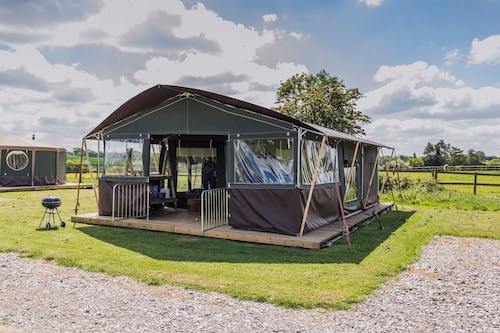 Mousley House Farm Safari Tents