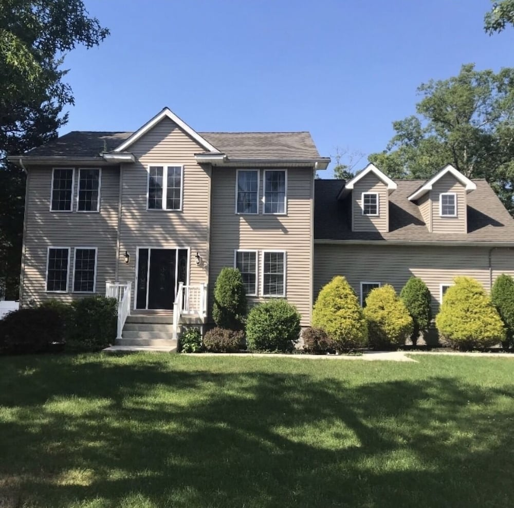 Exterior, Quiet Retreat Centrally Located to Many South Jersey Destinations