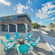 New Listing! Canal-front Getaway W/ Private Dock 3 Bedroom Home