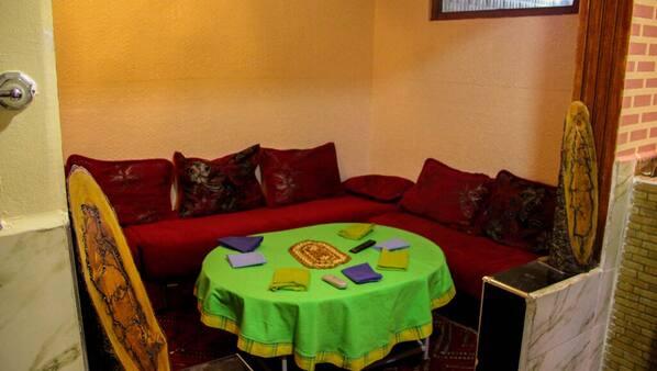 1 chambre, accès pour personnes à mobilité réduite
