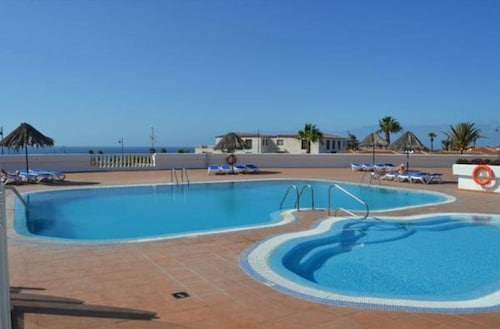 Apartment With 2 Bedrooms in Santa Cruz de Tenerife, With Wonderful sea View, Pool Access, Terrace