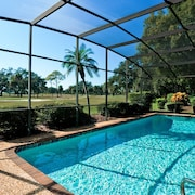 Large 4 BR IMG Golf Course Estate W/heated Pool!