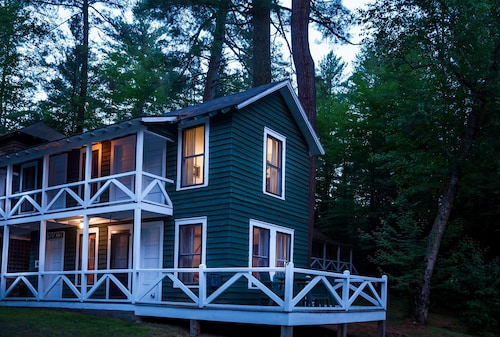Stay In Kirkwood Cabin At Historic White Pine Great Camp