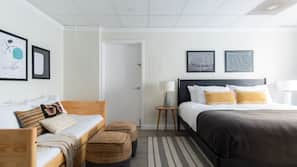 9 多间卧室、熨斗/熨衣板、上网接入、床单
