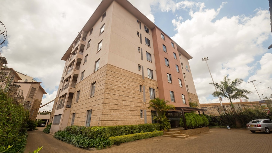 Taarifa Suites by Dunhill Serviced Apartments