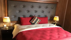 Soundproofing, free cots/infant beds, rollaway beds, free WiFi