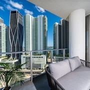 Elite Sky Tower Miami - Spacious Condo With Beautiful Bay and Downtown Views