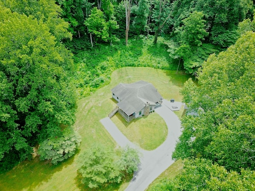 22 Acre Paradise Walking Distance From Cades Cove and the National Park!