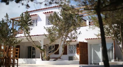 House With 4 Bedrooms in Sant Francesc Xavier, With Terrace and Wifi