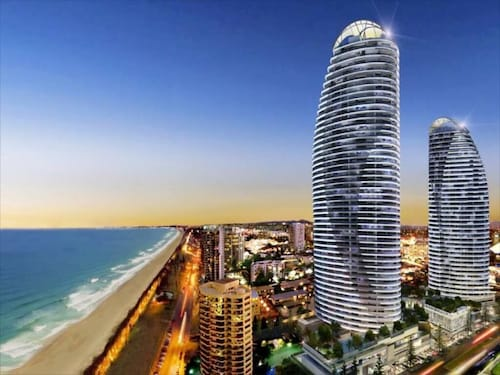 Oracle Broadbeach Apartments