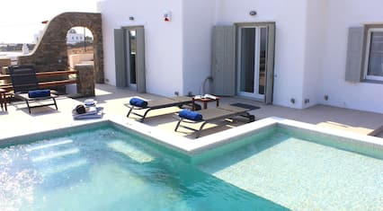 Ortus White Mykonian Luxury Villa