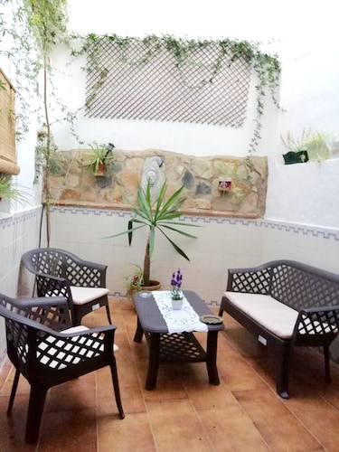 House With 3 Bedrooms in Calamonte, With Furnished Terrace and Wifi