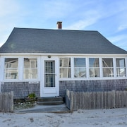 3 Ocean Ave-Two homes back from sandy flat beach, with central air!