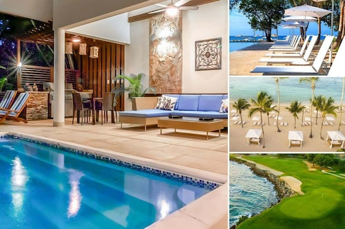 Villa With Private Pool, Hut Tub and Butler Casa de Campo Golf & Beach Club