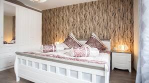 2 Schlafzimmer, Internetzugang, Bettwäsche