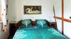 1 Schlafzimmer, Babybetten, kostenloses WLAN, Bettwäsche