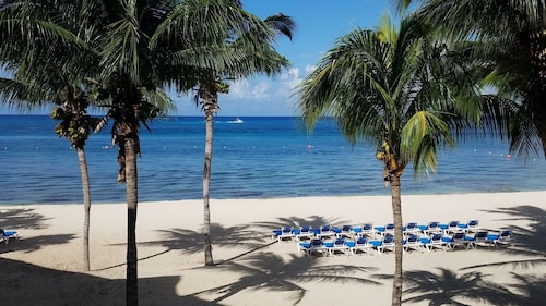 La Tortuga del Mar Beachfront 1 BR; Breathtaking Views of the Caribbean!