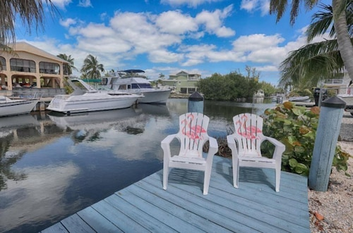 Waterfront Key Largo Home