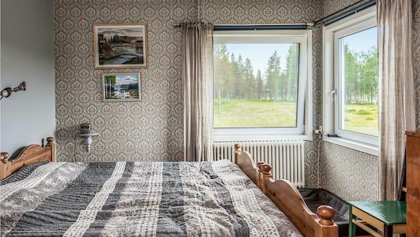 2 sovrum och gratis wi-fi
