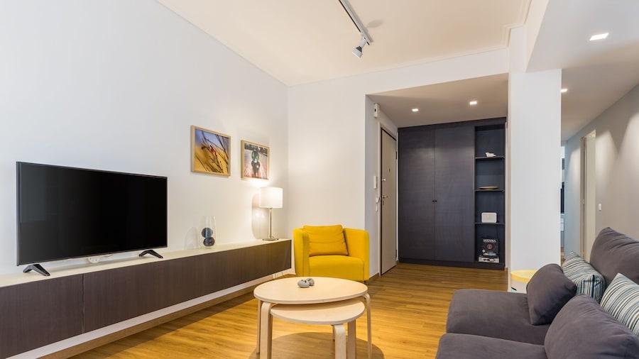 Elegant apartment - Vouliagmeni
