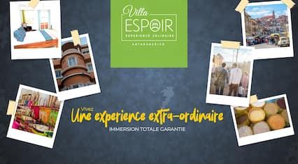 Villa Espoir Experience Hors Du Commun