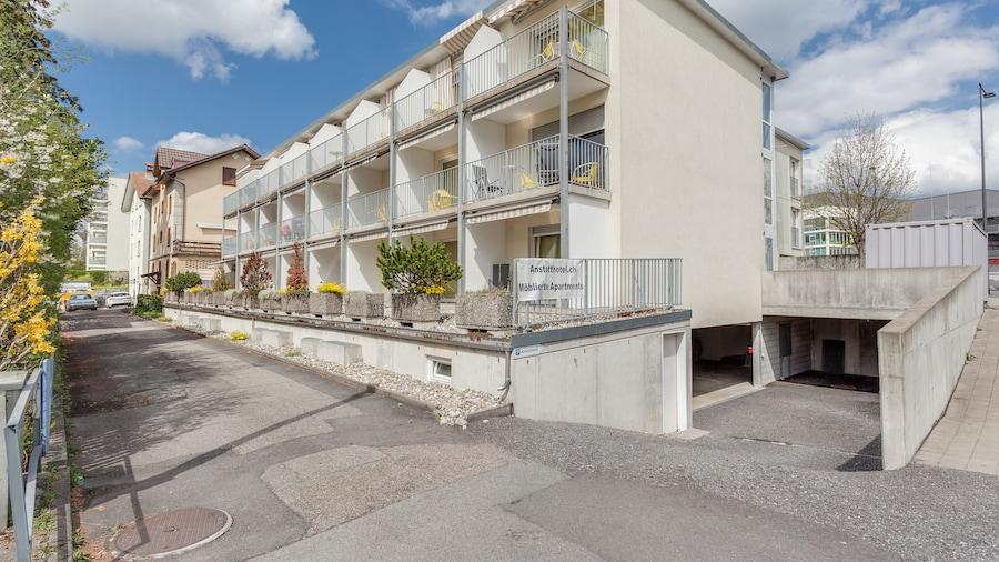 Anstatthotel.ch Luzern