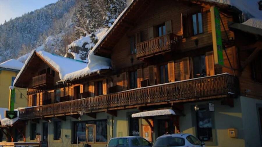 Vert Lodge Chamonix