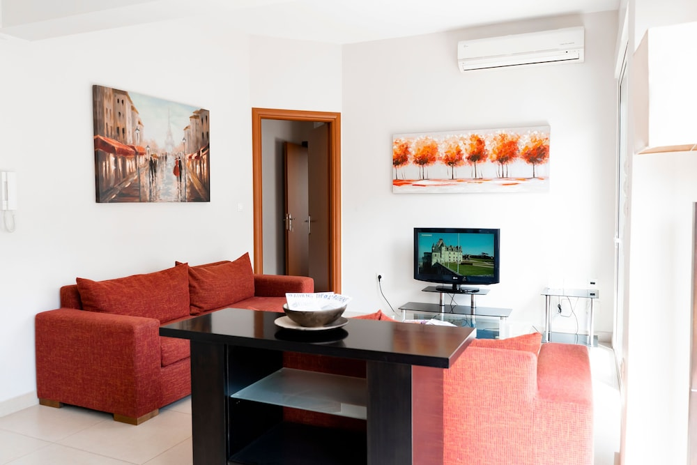 Living Room, Thanasis Place Hostel