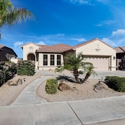 Wonderful Pebble Creek Golf Course Home!