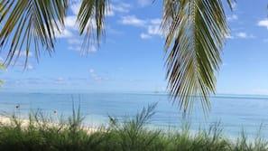 Am Strand, Strandtücher