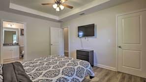 3 bedrooms, free WiFi